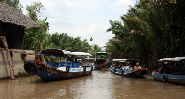 Mekongdelta &#8211; Boooooring