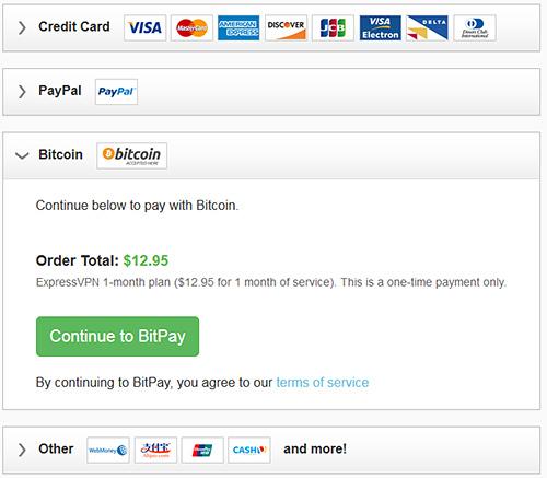 expressvpn-bitcoin-payment