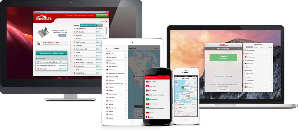 expressvpn-devices